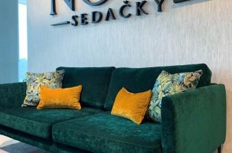 Elegantná sedačka SVEN 2-sed + kreslo - VÝPREDAJ