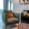 Elegantná sedačka SVEN 2-sed + kreslo – VÝPREDAJ
